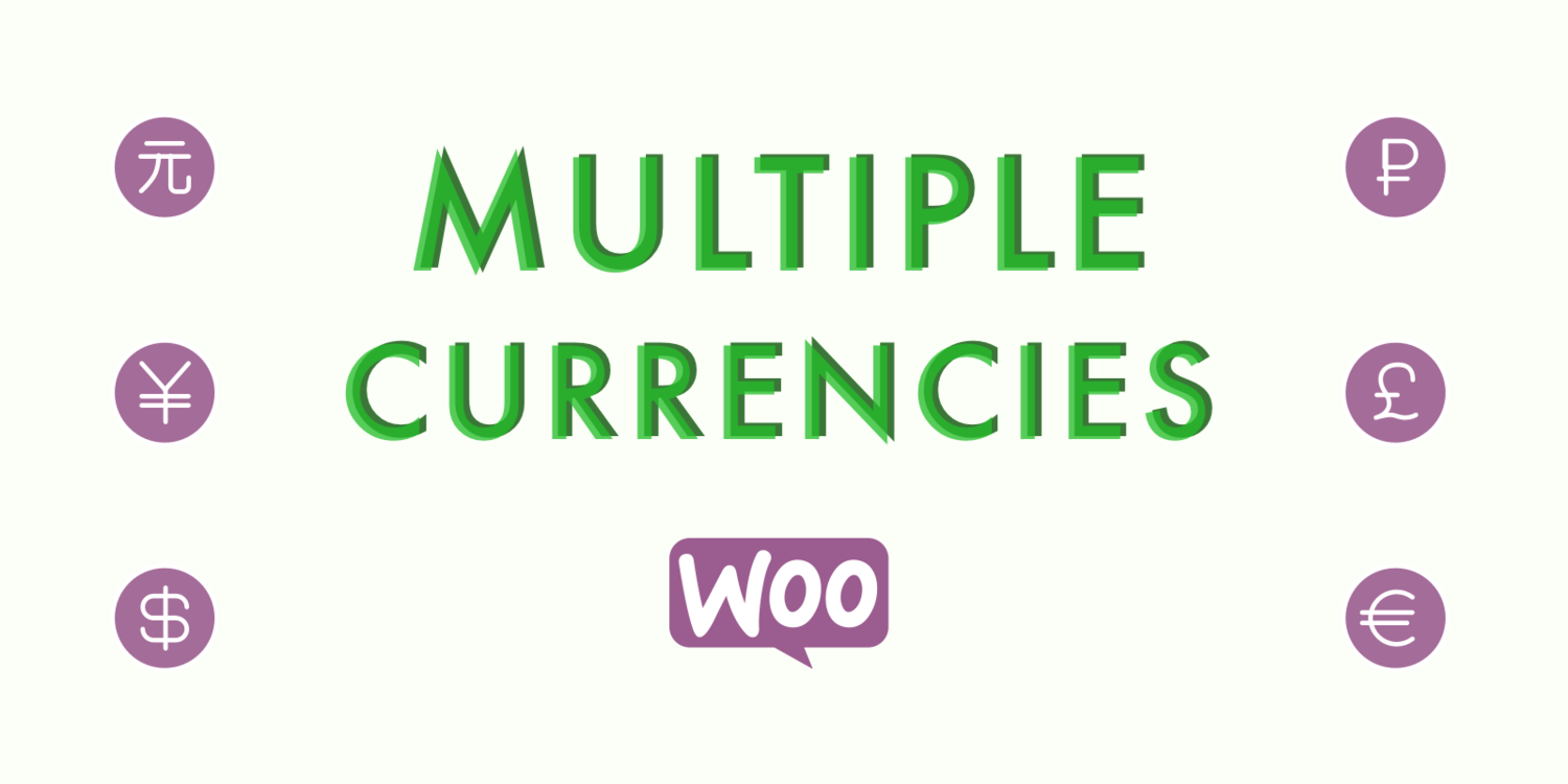 Multi Currency for WooCommerce