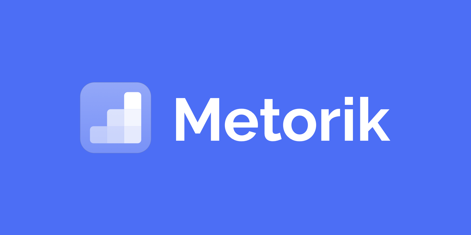 A New Logo for Metorik
