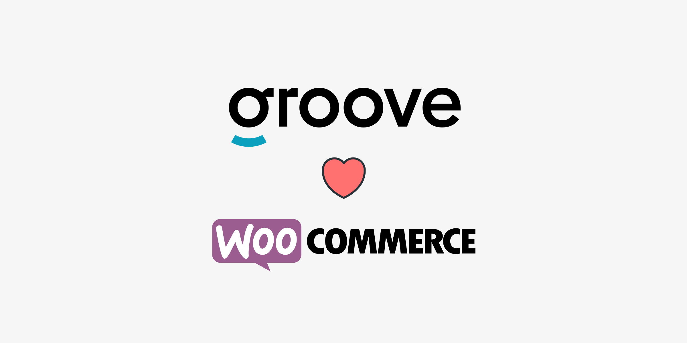Connecting Groove & WooCommerce