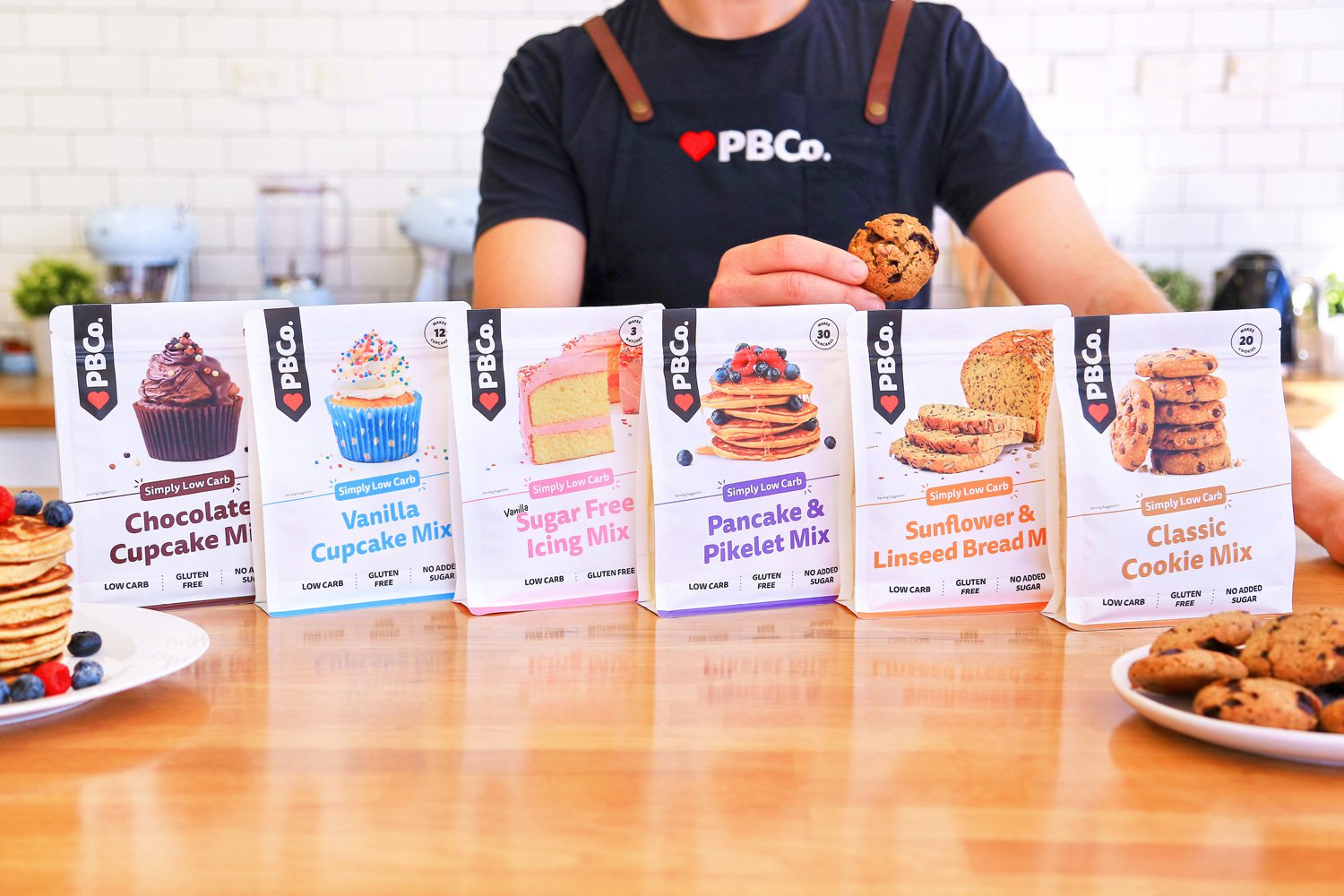 PBCo: Let's talk protein, baking... and eCommerce