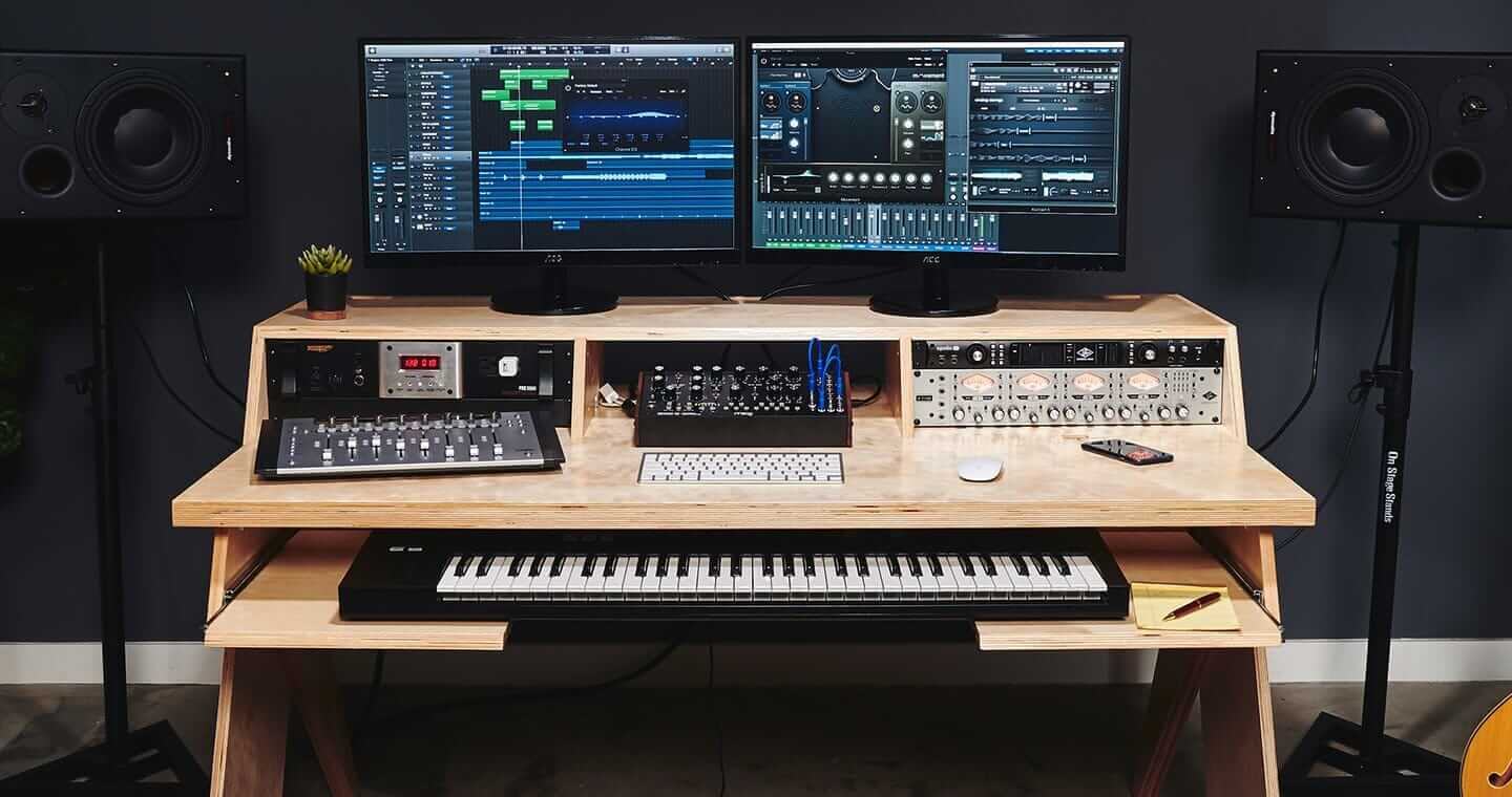Output: A modern take on music production