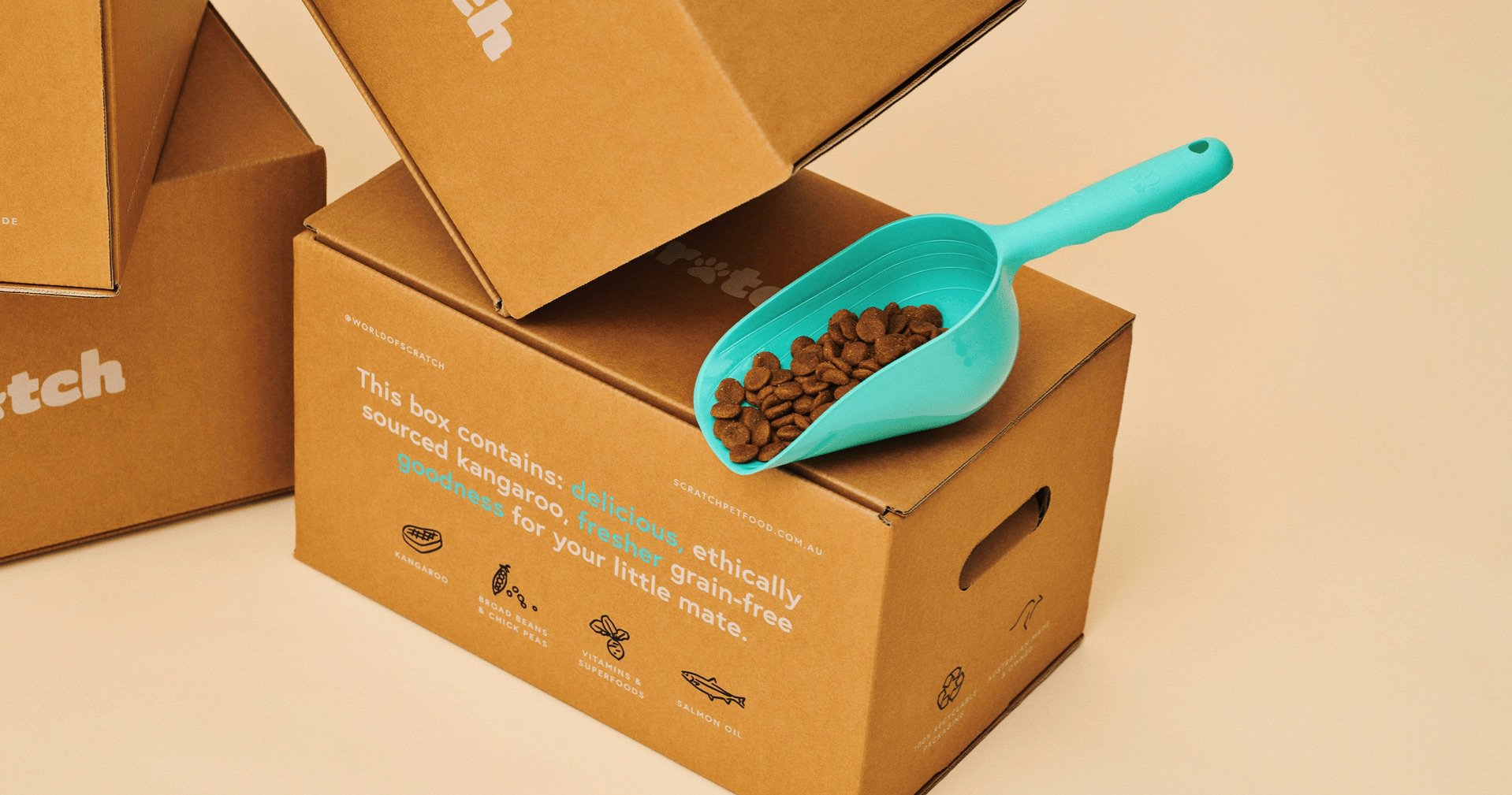Scratch: Subscription dog food ruffling up the pet food industry